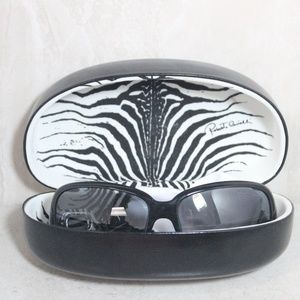 Roberto Cavalli Sunglasses Black and White